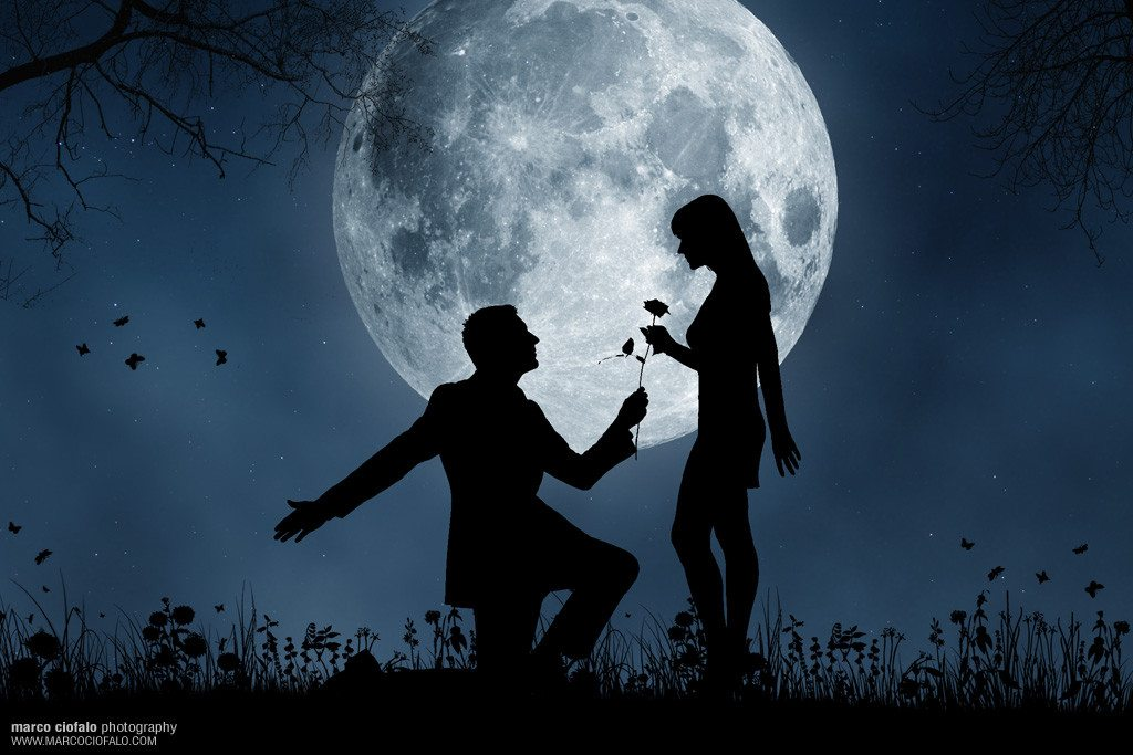 full moon romantic quotes quotesgram